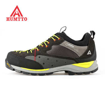 Men's Outdoor Hiking Trekking Sneakers Shoes Senderismo For Men Sports Climbing Mountain Trail Travle Shoes Sneakers Man