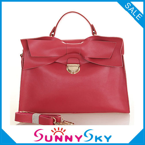 Free Shipping New Fashion True Genuine Leather Cowhide Women's Hand Bag Shoulder Bag Vintage Handbag Candy Colors Message Bag