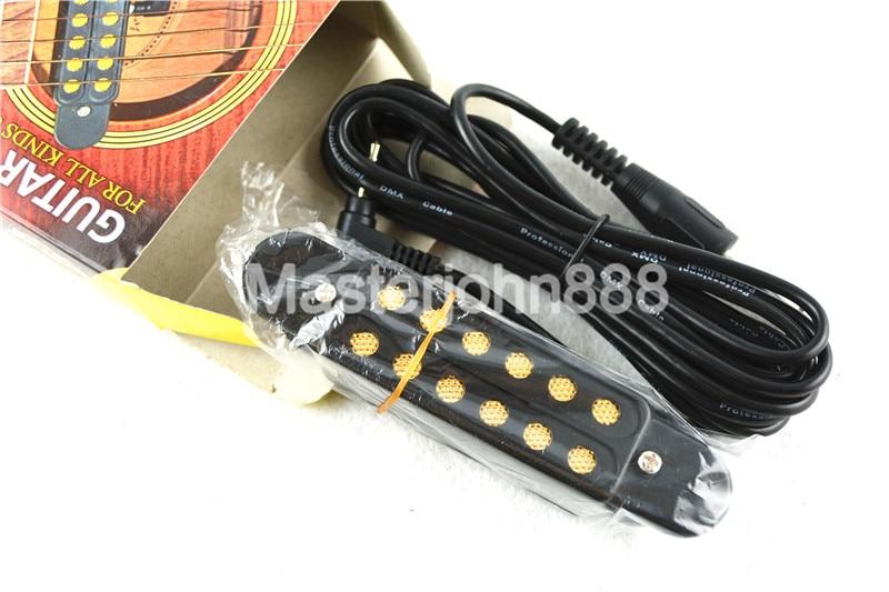 KQ-33 ակուստիկ կիթառի պիկապի - Երաժշտական գործիքներ - Լուսանկար 4