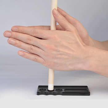 New Professional Tip Tools Billiards Pool Carom Black Cue Magig Billiard Cue Accessories China