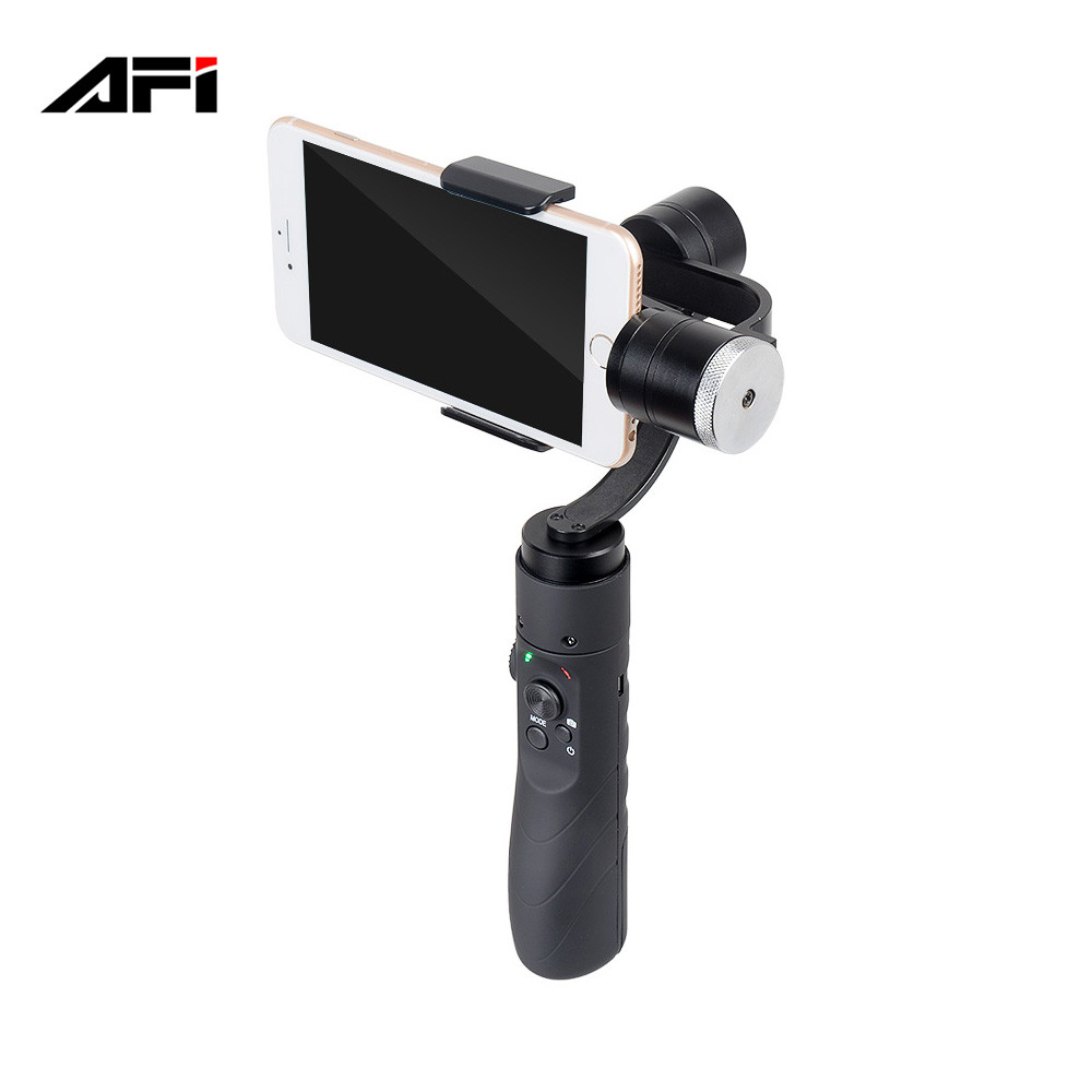 Factory AFI V3 3 Axis Yi Handheld Gimbal Estabilizador Stabilisateur For Iphone And 3 5 To