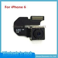 5 шт./лот новая замена камера заднего вида шлейф для iPhone 6 4.7 » модуль камеры бесплатная доставка
