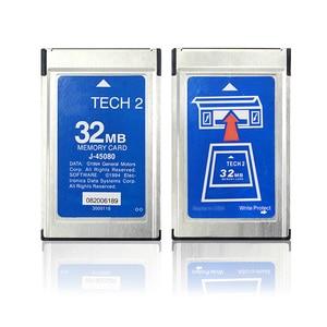 Image 2 - 품질 A G M Tech 2 용 SAAB Tech2 용 6 소프트웨어 32MB 카드 Opel/Isuzu/Holden/Suzuki 메모리 카드 용 자동차 진단 도구