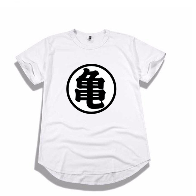 Fashion Anime T Shirt Men Dragon Ball Z Comics T-Shirt Cute Goku DBZ Cosplay Funny Tshirts Women Cotton Length Tops ONE A CAKE