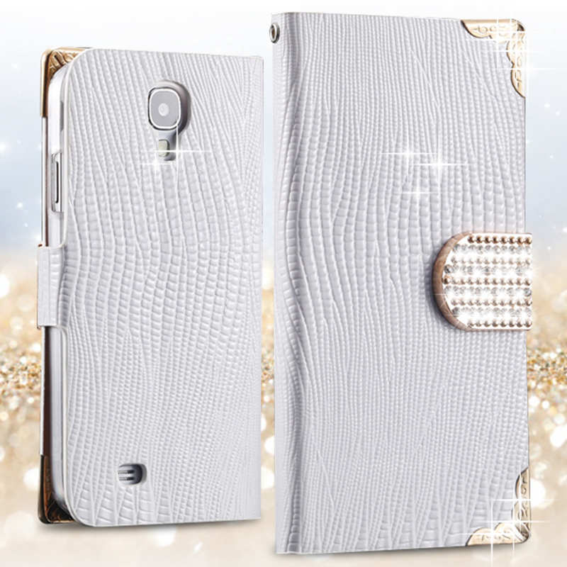 KISSCASE Luxury Glitter Diamond Flip Leather Case For Samsung Galaxy Note 4 N9100 Note 5 N9200 Stand Wallet Holster Phone Cover