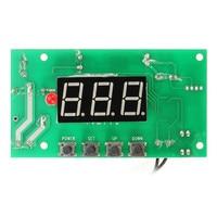 DC 12V Digital Thermostat Temperature Control Switch Temperature Thermometer Thermo Controller With Sensor Cable