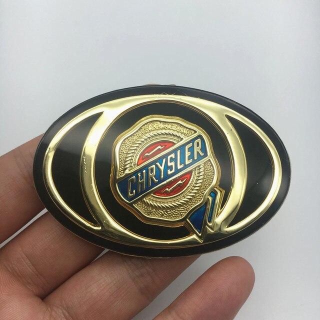 1pcs Car Logo For Chrysler 300c Mopar Front Grille Grill Bonnet