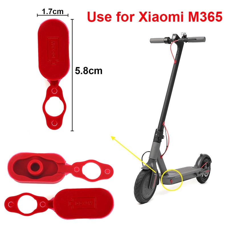 Прочный Замена скейтборд Батарея Мощность Зарядное устройство линии отверстие Силиконовые Кепки резиновая разъем для XIAOMI Mijia M365 Электрический скутер ксяоми самокат электрический аксессуары для скутера