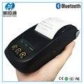 MHT-5800 Мобильный Принтер, Портативный Термальный Принтер USB + Bluetooth Поддержка Android и iOS