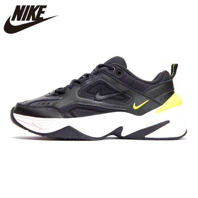 online store 83f87 ea5c0 Nike Air Monarch le M2K Tekno Absorption antidérapant chaussures de course  pour hommes et femmes choc