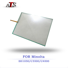 Touch Screen panel For Konica Minolta bizhub BH 1050 C5500 C6500 compatible Copier spare parts BH1050 BHC5500 BHC6500 bh420 touch screen high quality copier parts for konica minolta bizhub 420 500 touch screen bh420 bh500 touch panel