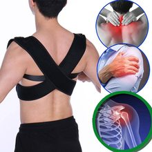 Adjustable Posture Corrector Back Support Belt Shoulder Waist Spine Correction Brace Pain Relief Body Shapers