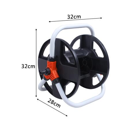 2017 New Portable Light Garden Hose Reel Seal Strong Watertight Hose Cart Car Wash Household Water Hose Holder -in Garden Hoses u0026 Reels from Home u0026 Garden ...  sc 1 st  AliExpress.com & 2017 New Portable Light Garden Hose Reel Seal Strong Watertight Hose ...
