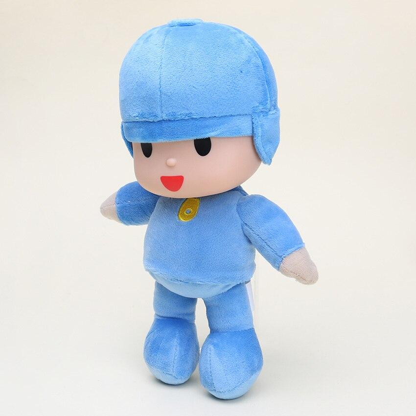 10 teile/los Heißer verkauf POCOYO Cartoon Gefüllte & Plüschtiere 25 cm POCOYO Nette Puppen Klassisches spielzeug für Kinder-in Filme und TV aus Spielzeug und Hobbys bei  Gruppe 1