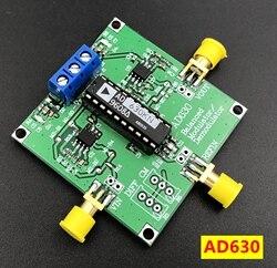 Phase Locked Amplifier AD630 Module Minimum System Phase Sensitive Demodulation Weak Signal Conditioning Balanced Modulation