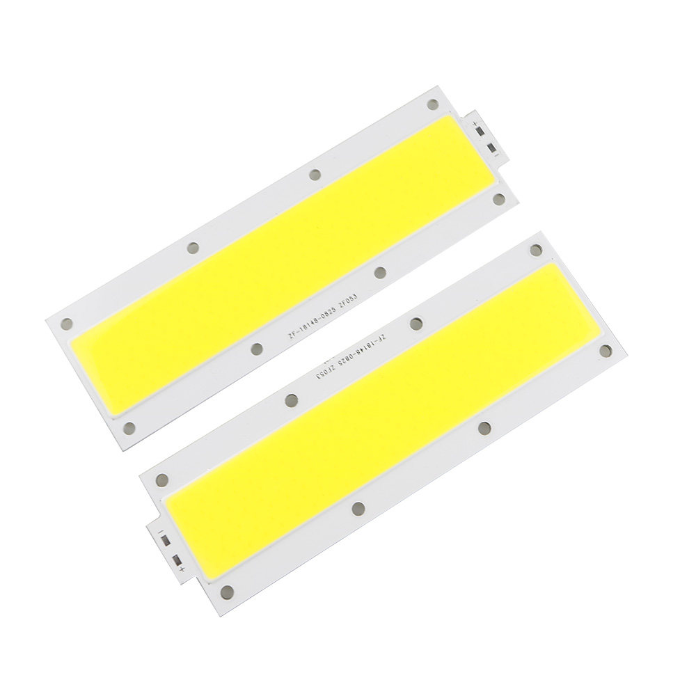 100W LED COB Bulb Lamp Light Pure White Strip source Light Lamp Chip diy DC24V For DIY outdoor lighting LED Flood fish Light ...