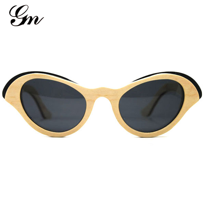 G M 2018, new type of skateboard, cats eye, retro polarized sunglasses