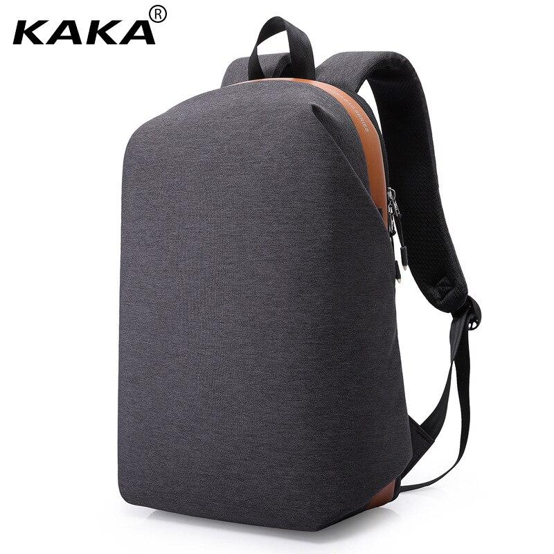 2018 New Korean Fashion KAKA Brand Designer Men 15.6