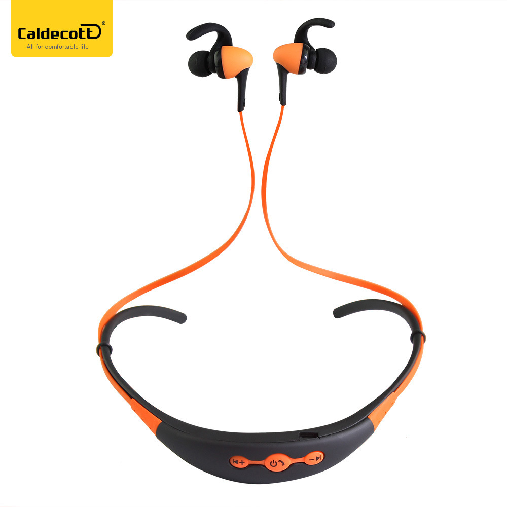 Wireless Bluetooth Earphone Sport Stereo Headphone Headset Support Microphone Handsfree Calls for Iphone Smart Phone remax t9 mini wireless bluetooth 4 1 earphone handsfree headset for iphone 7 samsung mobile phone driving car answer calls
