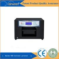 OEM Solvent Printing Machine Pvc Card Printer With High Resolution 5760 1440dpi