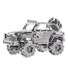 Jigsaw-Toys Car-Assemble-Model-Kits Puzzle Piececool Laser-Cut 3d Metal Nano Vehicle