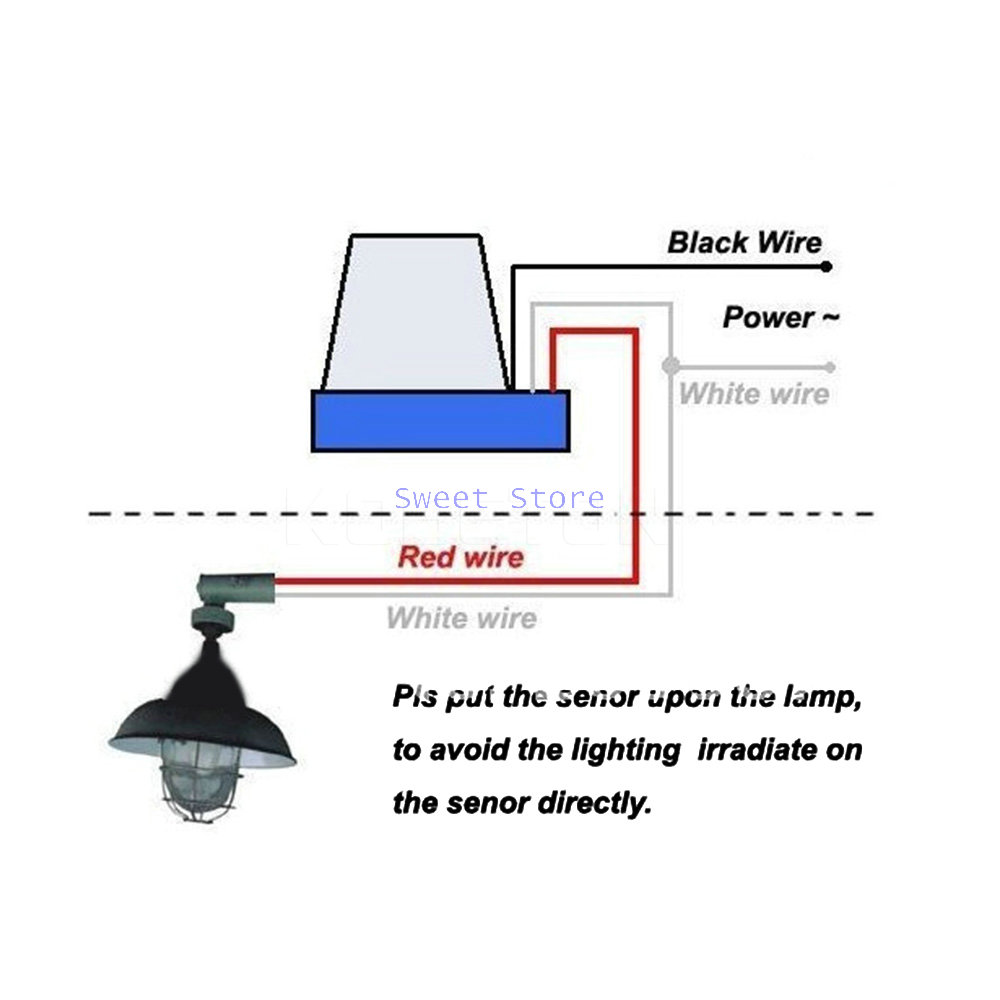 street light photocell wiring diagram  street  get free