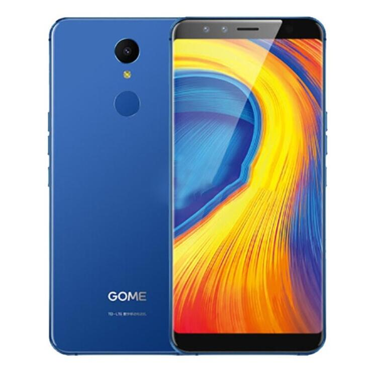 Gome U7 5 99 FHD 18 9 3050mAh mobile phone MTK6757CD Octa Core 13MP 4GB 64GB