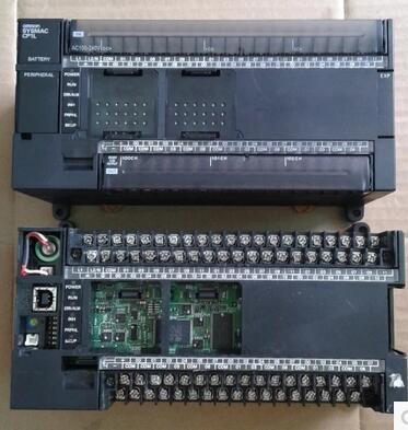 все цены на  New Original Programmable Logic Controller PLC Module CP1L-M60DR-D well tested working one year warranty  онлайн