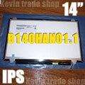 original  A+ B140HAN01.0 B140HAN01.1 B140HAN01.2 B140HTN01.1 B140HTN01.4 LED 1920*1080 IPS For lenovo u430p LCD Screen Display