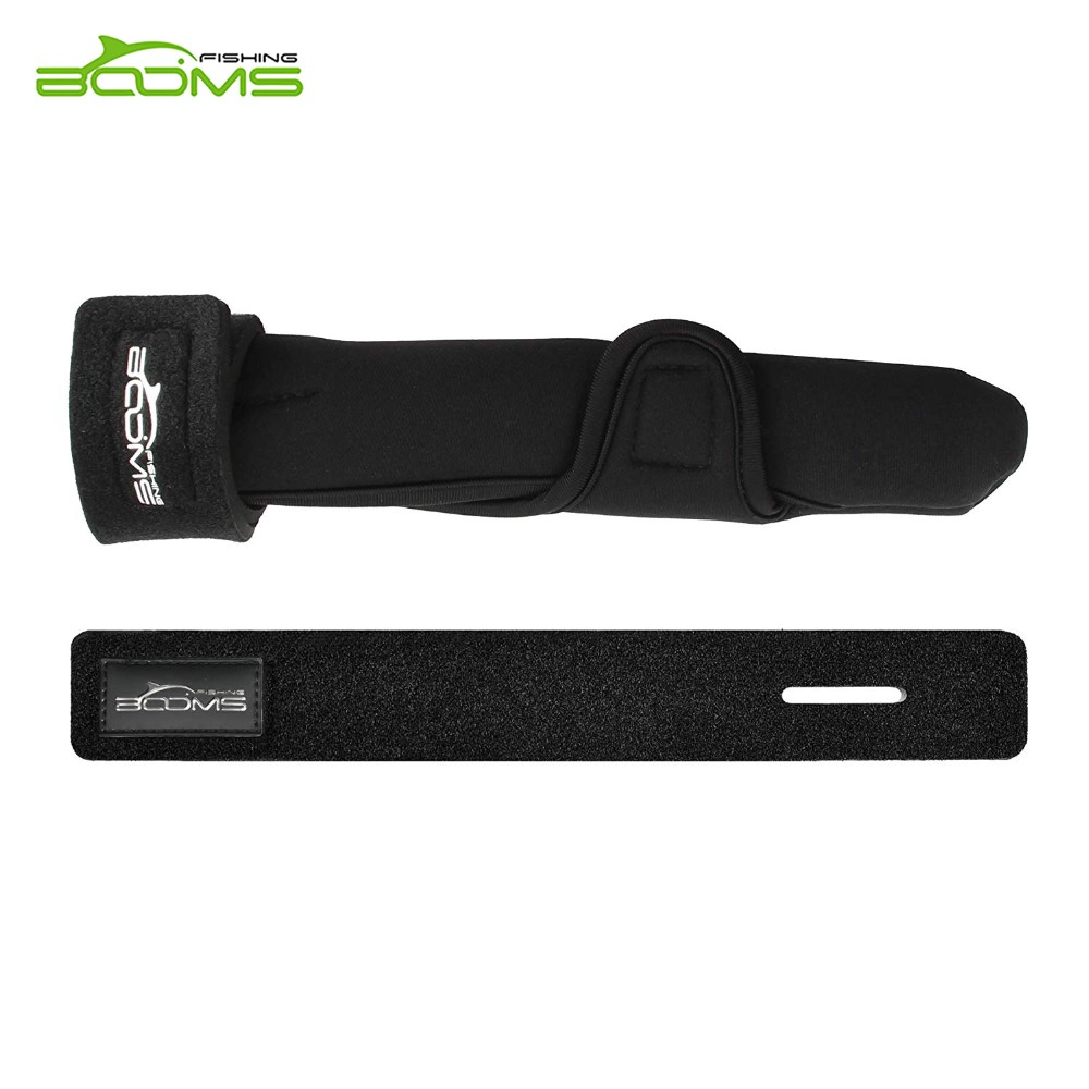 Booms Fishing Lure Rod Holder Belt Straps Wrap with Rod Tie Suspenders Neoprene Fishing Tackle  Boxes Tools Box Accessories