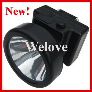 Novi svijetle LED žarulje Miner Svjetiljka Cap svjetiljka, besplatna - Prijenosna rasvjeta - Foto 1