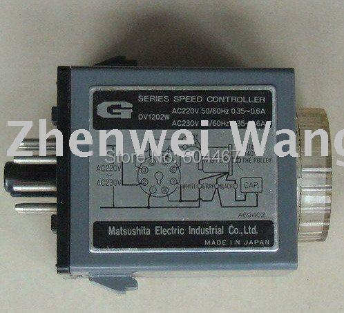 New Panasonic DV1204W 200VAC motor protector