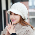 Women Ladies Beret Winter Warm Baggy Beanie Crochet Hat Knit Slouch Chic Ski Cap