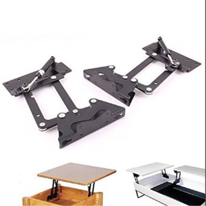 Lift top coffee table hardware folding table leg bracket for Lift top coffee table hinges