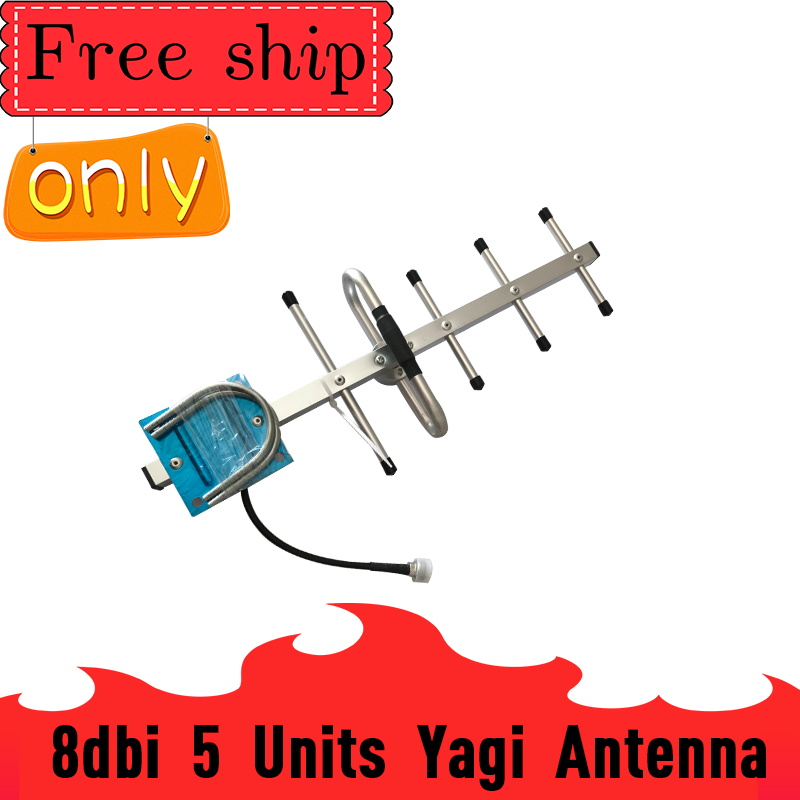 TFX-BOOSTER CDMA UMTS GSM 900/2600mhz External Outdoor Antenna 8dBi Gain Outside Yagi Antenna For Cell Phone Booster Repeater