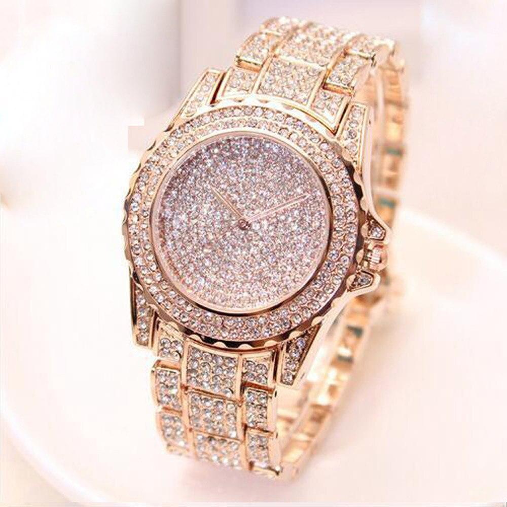 New Fashion Luxury Brand Fashion Mens Watches Luxury saat Diamonds male clock Analog Quartz Vogue wrist watch relogio masculino
