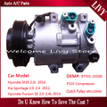 Car AC COMPRESSOR For Hyundai IX35 2.0i Tucson  2.0 2.4L Kia Sportage 2.0 2.4 97701-2S500 977012S500
