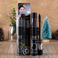 Cosmetic Makeup Black Lashes Mascara Fiber Eyelash Extension Long Leopard New Arrival Cosmetic 3d fiber lashes 26811
