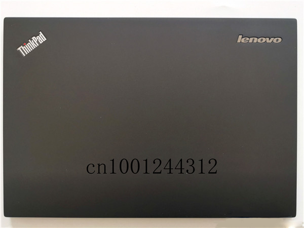 New Original for laptop Lenovo Thinkpad <font><b>T440S</b></font> T450S LCD Rear Top Lid Back <font><b>Cover</b></font> 00HN681 04X3866 SCB0G57206 FA0SB000J00 image