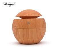 TBonlyone 130ML Water Humidifier for Home Filter Type Electric Aroma Diffuser Ultrasonic Essential Oil Diffuser Air Humidifier