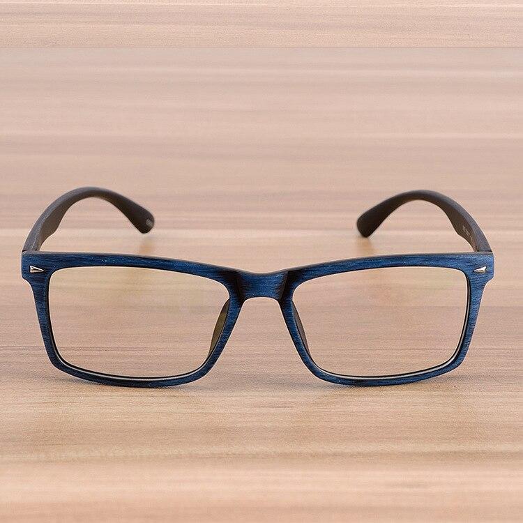 d0293526bf10a 2018 Unisex Gafas Para O Grão Restaurar Antigas Formas Sólida Estudante  Simples Espelho Vidros Míopes óculos