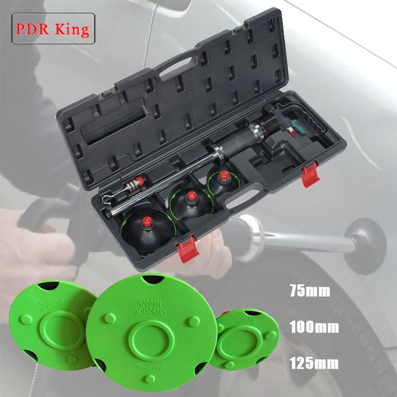 Пневматическая вмятина повреждения кузова автомобиля ремонт Съемник комплект Vocuum вмятин Съемник авто автомобиль вмятин Ремонт Инструменты слайдер молоток инструменты - 6