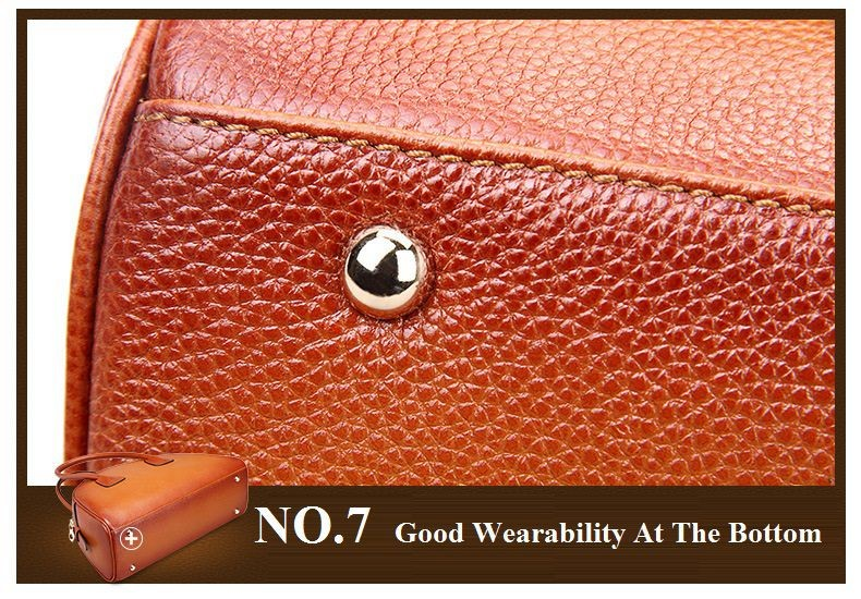 Women Leather Handbags 2016 Vintage Women Purses And Handbags Solid Zipper Shell Bag Women Handbag  Casual Totes Bags Female Bag_335