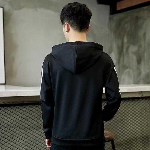 Hooded Comfortable Embroidery Sweatshirts