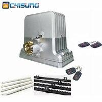 Original Factory Heavy Duty Remote Control Sliding Gates Operator Auto Gate Openers With 4m Nylon Or