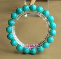 Amazonstone bracelet natural amazon stone amazonstone bracelet stone fresh blue green crystal bracelet