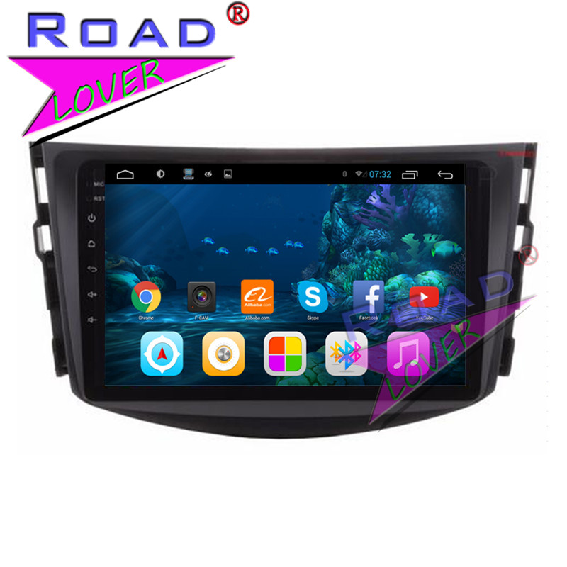 Head-Unit Gps Navigation Player Car-Pc-System Video Stereo Android-6.0 TOPNAVI Toyota