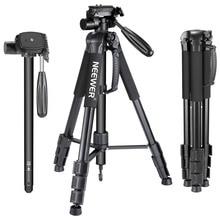 Neewer Portable 70 inches 177 cm Aluminum Alloy Camera font b Tripod b font Monopod with