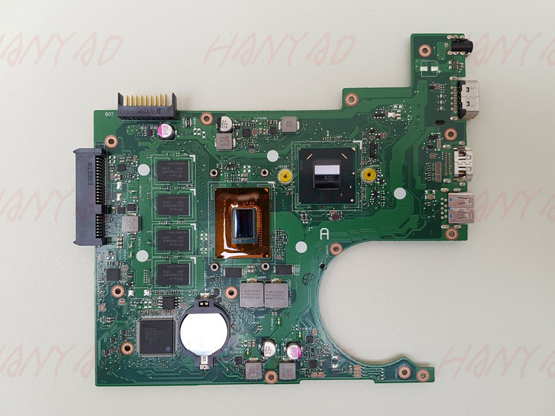 For ASUS X200CA laptop motherboard 1007 cpu DDR3For ASUS X200CA laptop motherboard 1007 cpu DDR3
