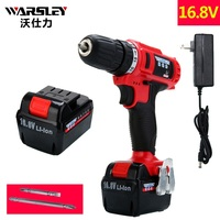 16 8v Batteries Screwdriver Electric Cordless Drill Power Tools Like Speed Dremel Perceuse Sans Fil Electric